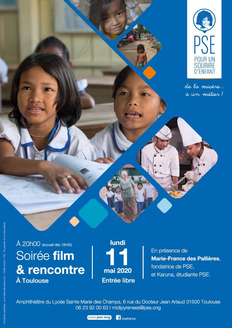 Affiche Tournée 2020 Toulouse